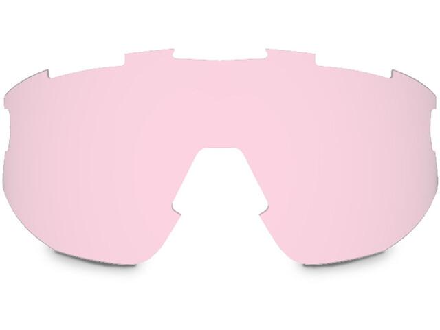 Bliz Matrix Ersatzgläser für schmale Brillen pink